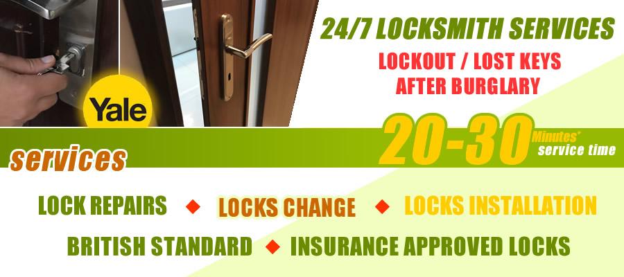 Euston Locksmith